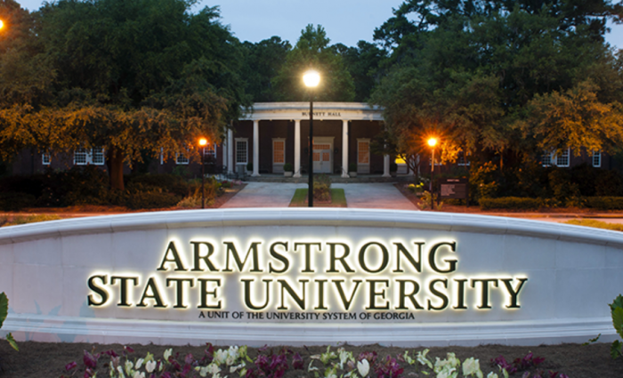image of armstrong state campus