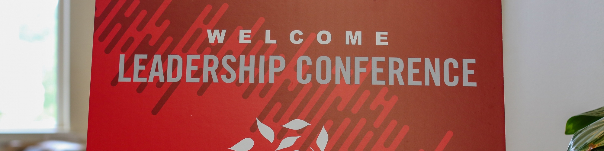 Leadership Conference Banner